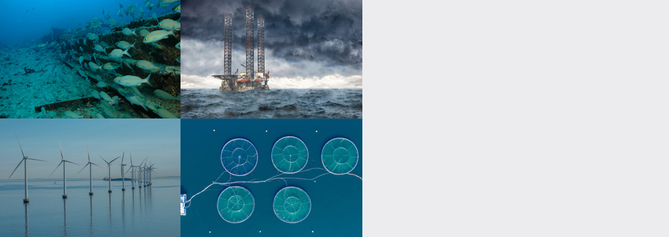 Complete solutions for measurement and operations in underwater environments