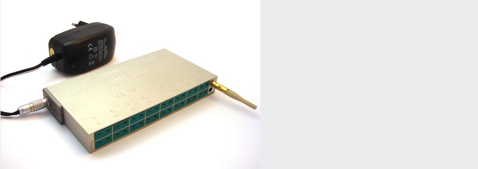 NEW - VACQ xFlat 2.8 Radio