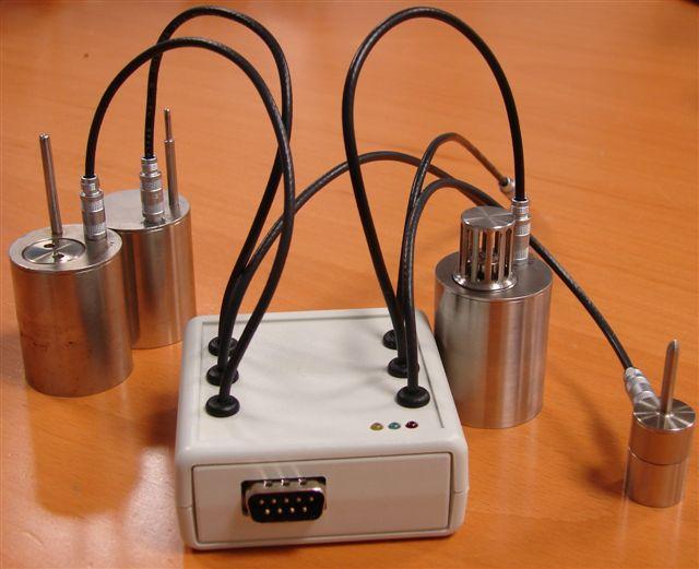 Multi logger USB interface