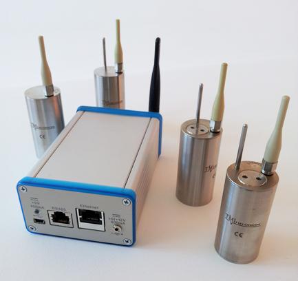 NanoVACQ PT Tc radio 2.4 GHz
