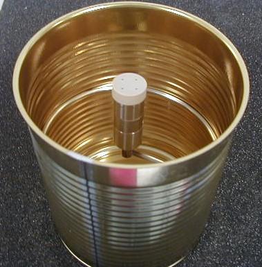 PicoVACQ PT dans boîte de conserve