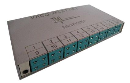 VACQ xPlat - 16 voies de thermocouples